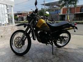 Vendo Dt 125 modelo 2006