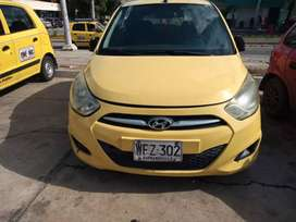 Vendo taxi Hyundai  i10GL