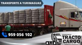 Transporte a Yurimaguas, Carga a Loreto
