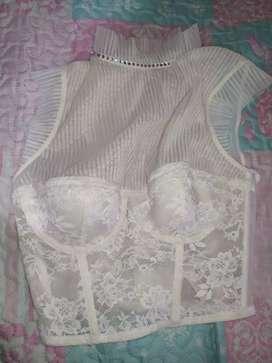 Sostén/lencería Victoria's secret talla 32B