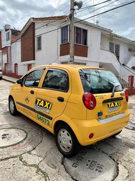 Vendo taxi cheveolet spark mod 2010