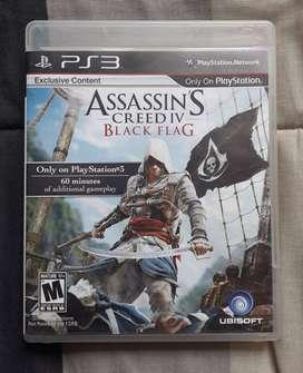 Assassins Creed IV - Black Flag para PS3.