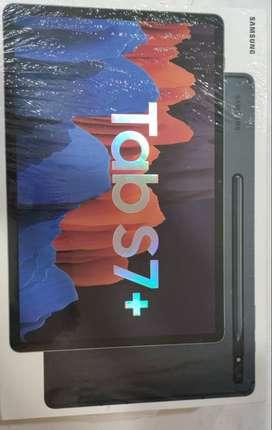 Tablet Samsung Galaxy Tab S7+ / Forro Estilo Keyboard / Garantía oficial de 1 año