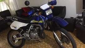 Kawasaki kmx 125 full estado