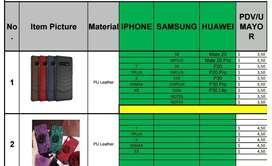 Protectores para Celular, Iphone, Samsung, Huawei
