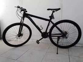 Super Bicicleta montañera