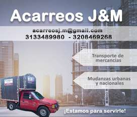 Transporte y Mudanzas en Villavicencio