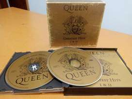 Colección CD Queen greatest hits