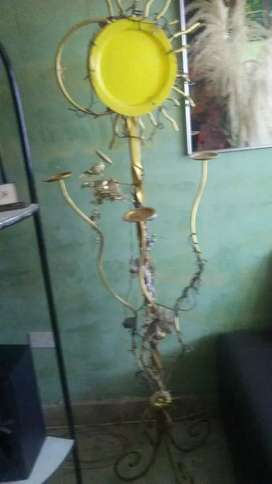 Candelauro de 4 patas