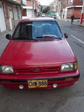 Se vende Ford festiva mod 95