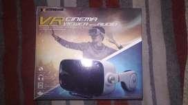Xtreme Vr Realidad Virtual gafas Con Auriculares Integrados