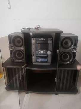 Vendo de oportunidad equipo de sonido