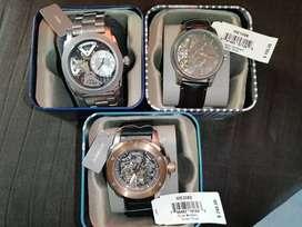 Reloj Fossil 3082 1098 y 1130 Automático Original verificable casual