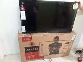 "Vendo Smart TCL 43"" 4K"