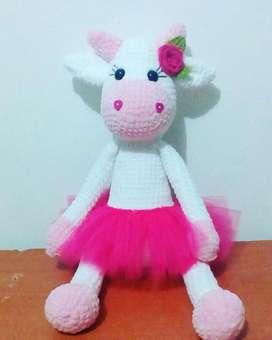 Muñecos Tejidos a Crochet. Amigurumis.