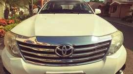 Toyota Fortuner del 2012