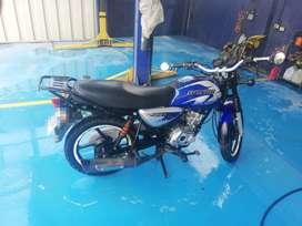 Vendo moto boxer 150 año 2019