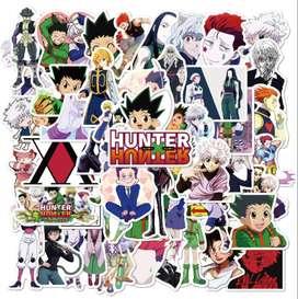 Sticker Hunter X Hunter Vinil Pegatinas