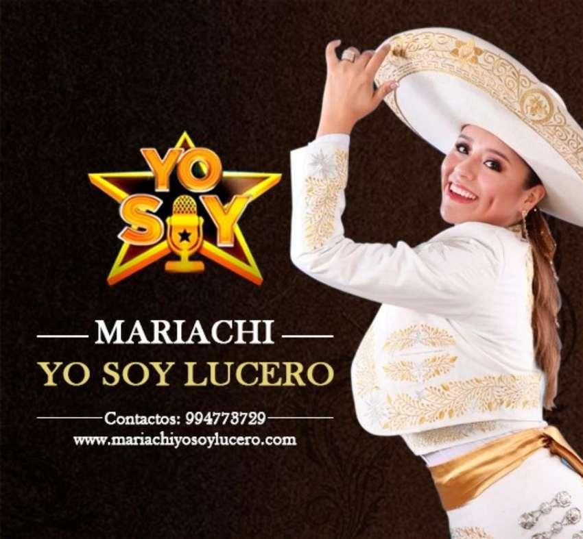 Mariachi Yo Soy Lucero Recomendado 0