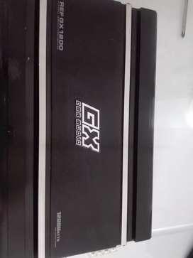 Vendo planta sonido vehiculo GX1200