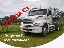 Licencia de conduccion