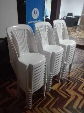 Alquiler de sillas para cumpleaños