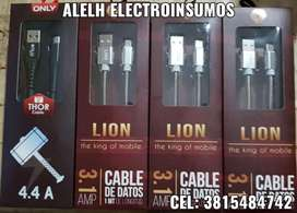 Cable Tipo C Only Thor 4.4amp Mallado