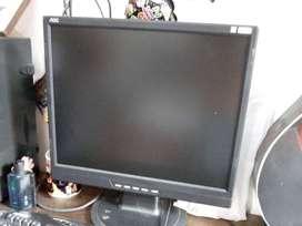 Monitor LCD AOC de 17'