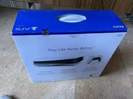 Vendo PS5.