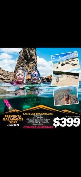 PROMOCIONES PAQUETES GALÁPAGOS