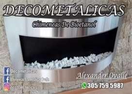 Bioetanol para Chimeneas
