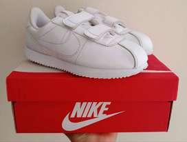 Zapatillas Nike Cortez Basic Para Niños