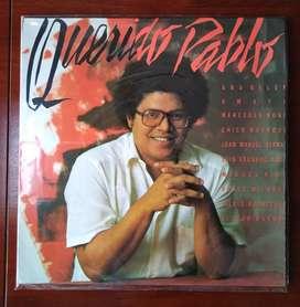 Álbum Lp Pablo Milanés - Querido Pablo