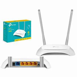Router Tp-Link 850N 2 Antenas