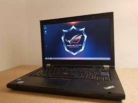 Bomba! Lenovo ThinkPad Core i5 Turbo 2.40 GHz + 8 GB + 120 HD Impecable!!
