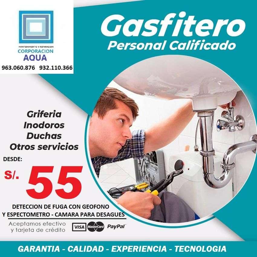 GASFITERO A DOMICILIO TODO PUCALLPA 0