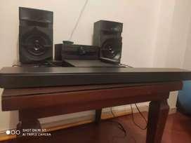 Barra de sonido bose sound bar 500