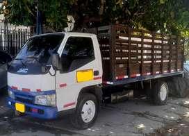 Camion JMC modelo 2008 ¡listo para trabajar!