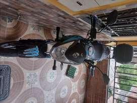 Venta de moto nitro Víctory 125 modelo 2021