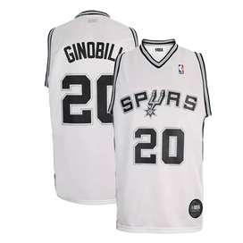 Camiseta Oficial NBA Spurs 20 Ginobili
