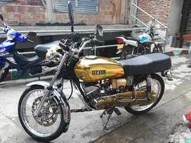 Rx 100 montada en 115