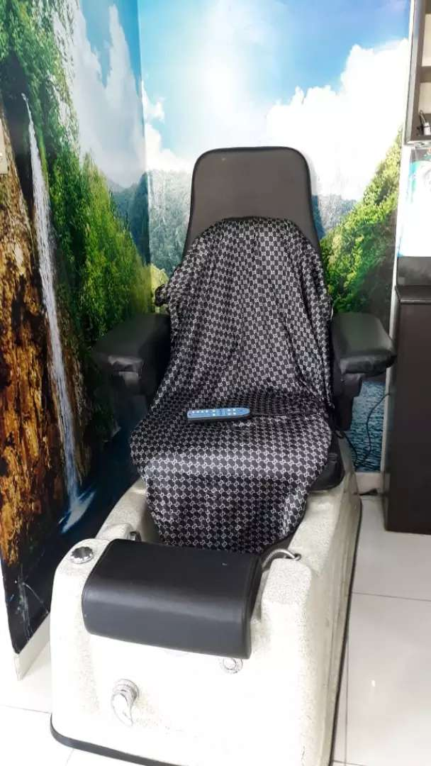 Vendo silla de Spa 0