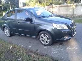 Chevrolet Aveo G3 - Nafta/GNC - 2012 - 5 ptas