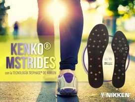 Plantillas para zapatos Nikken