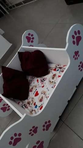 Hermosas camas para nuestros peludos
