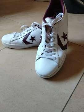 Vendo zapatillas Converse talle 43