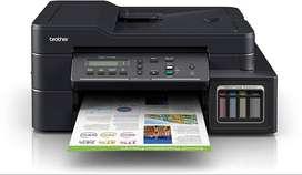 Impresora Brother Dcp-t710w, Multifuncion, Duplex, Wifi