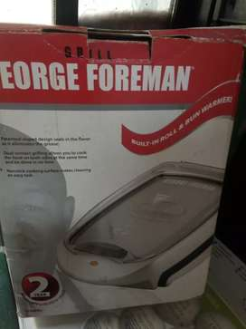 Parrilla , Grill George Foreman