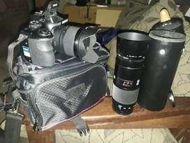 Camara Sony a 3500