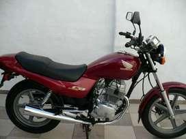 Honda Nighthawk 250 CB,,,SOLO 3MIL KILOM